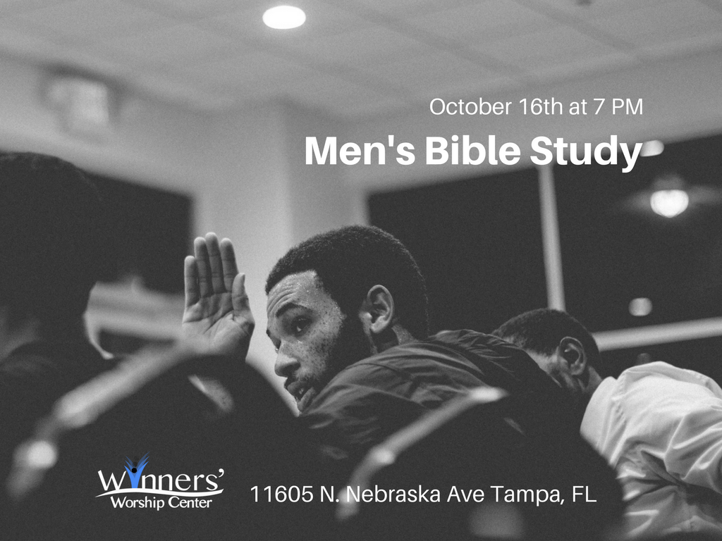 Men's Bible Study Tampa Fl Winners Worship Center